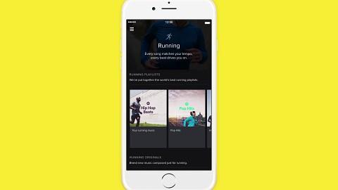 Spotify Running - Herstellervideo