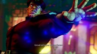 Street Fighter 5 - Trailer (M. Bison)