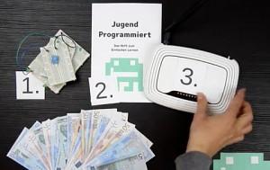 Jugend Programmiert Starter-Kit (Kickstarter)