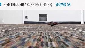 X2-VelociRoACH - Geschwindigkeits-Weltrekord