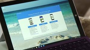 Microsoft zeigt Phone Companion für Windows 10
