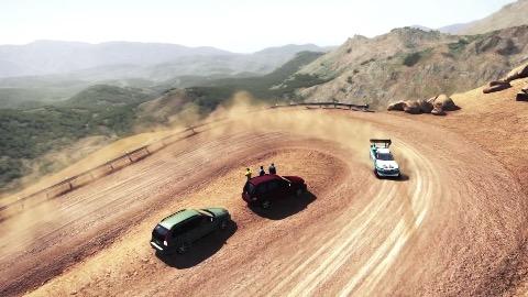 Dirt Rally - Trailer (Pikes Peak Pack)