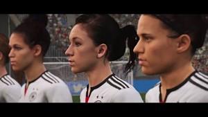 Fifa 16 mit Frauenfußball - Trailer