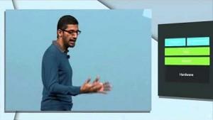 Google erklärt Project Brillo und Weave