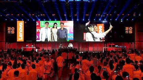 Lenovo Tech World - Keynote-Highlights