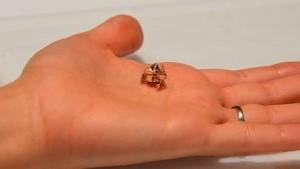 Selbstfaltender Origami-Roboter - MIT