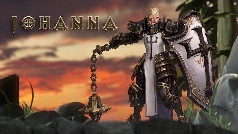 Heroes of the Storm - Trailer (Johanna)
