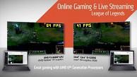 Carrizo gegen Broadwell - Spiele-Benchmark (von AMD)