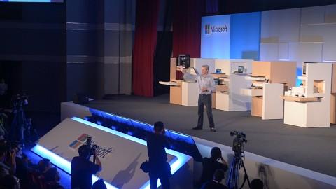 Microsoft-Keynote - neue Windows-10-Geräte