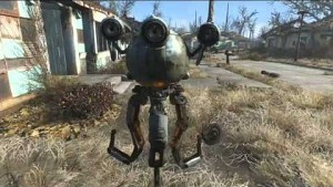 Fallout 4 - Gameplay-Demo (E3 2015)