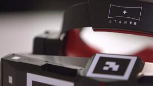 Starbreeze StarVR HMD