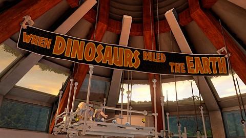 Lego Jurassic World - Trailer (Launch)