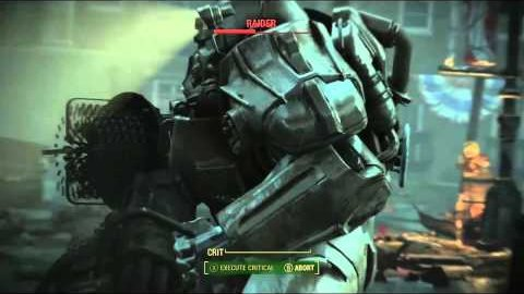 Fallout 4 - Gameplay auf der Xbox One (E3 2015)