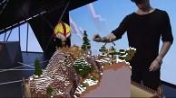 Microsoft zeigt Minecraft-Hololens-Demo (E3 2015)