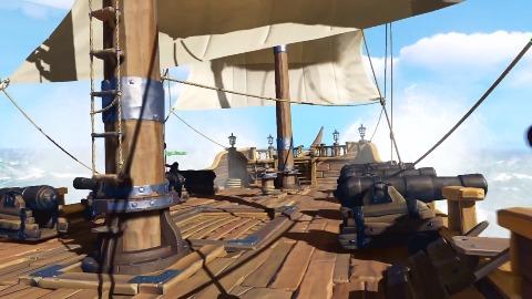 Sea of Thieves - Trailer (E3 2015)