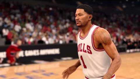 NBA Live 16 - Trailer (E3 2015)
