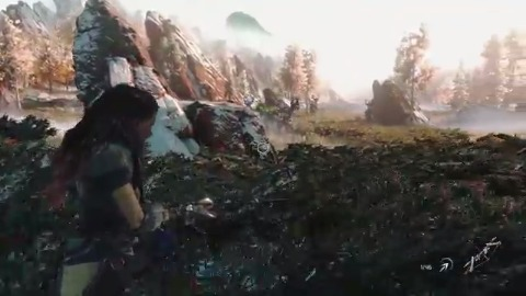 Horizon Zero Dawn - Trailer (E3 2015)