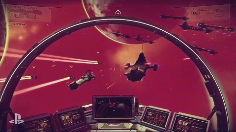 No Man's Sky - Live-Gameplay (E3 2015)