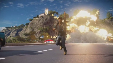 Just Cause 3 - Gameplay (E3 2015)