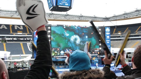 ESL One in Frankfurt 2015 - Bericht
