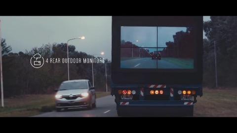 Samsung Safety Truck (Herstellervideo)