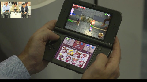 The Legend of Zelda Tri Force Heroes - Gameplay (E3 2015)