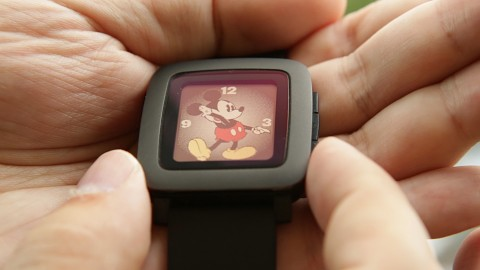 Pebble Time - Test