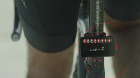 Garmin Varia - Abstandsradar für Radfahrer