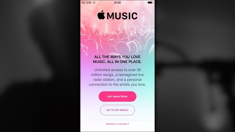 Apple Music ausprobiert