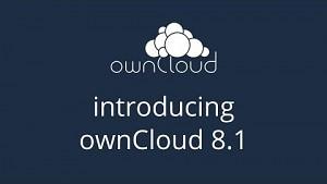 Einführung in Owncloud 8.1