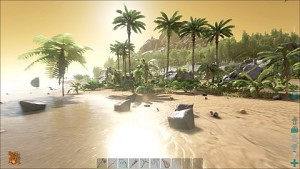 Ark Survival Evolved angespielt