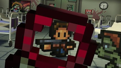 The Escapists The Walking Dead - Trailer (Ankündigung)