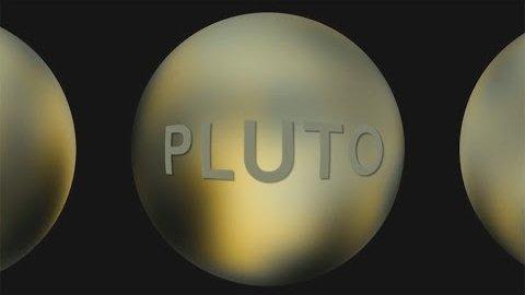Pluto vorgestellt - Nasa