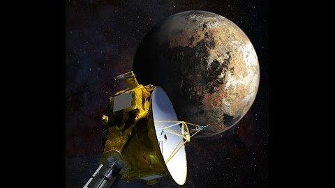New Horizons' Mission Pluto und der Kuipergürtel - Nasa