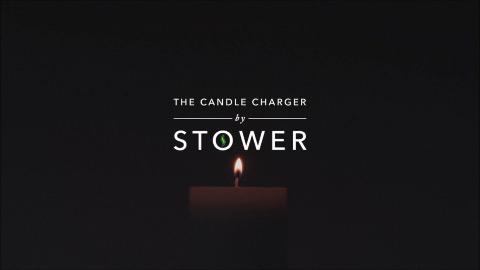 Candle Charger (Bild Herstellervideo)