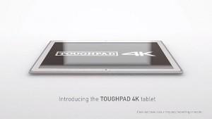 Toughpad 4K FZ-Y1 - Trailer