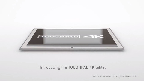 Toughpad 4K FZ-Y1 - Trailer