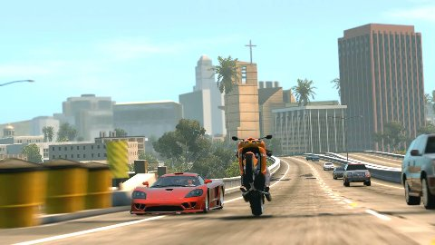 Midnight Club Los Angeles - Trailer 2