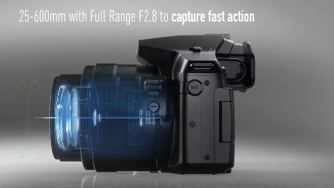 Panasonic Lumix FZ300 (Herstellervideo)