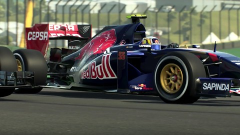 F1 2015 - Trailer (Launch)