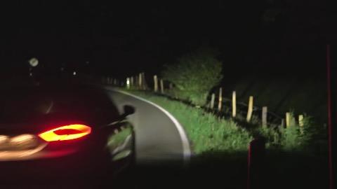 Ford Camera-Based Advanced Front Lighting System (Herstellervideo)