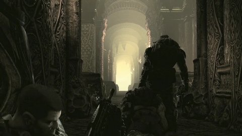Gears of War 2 - Rendezvous Trailer