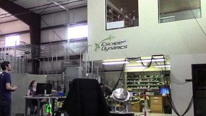 Technologiedemonstration - Escape Dynamics