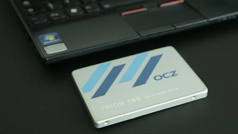 OCZ Trion 100 SSD - Fazit