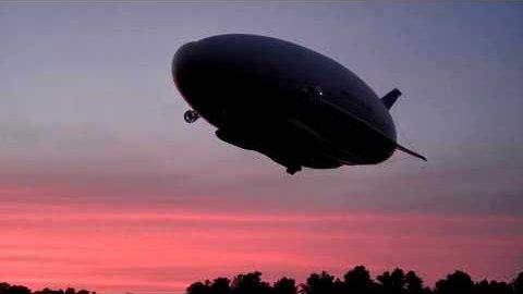 Erstflug des Airlanders 2012 - HAV