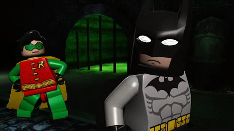 Lego Batman - E3-Trailer 2008