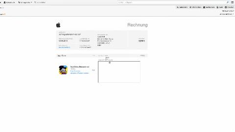 Schwachstelle in Apples App Store