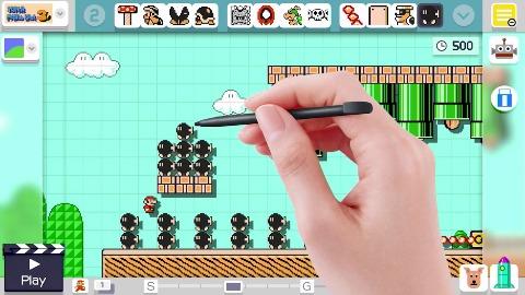 Super Mario Maker SDCC 2015