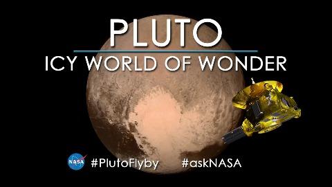 NASAs New Horizons Team über Pluto