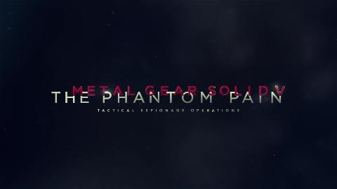 Metal Gear Solid V - Trailer